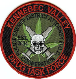 Kennebec Valley Drug Task Force Crime Tip Form